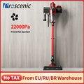 33045055640 - Aspiradora de mano recargable Proscenic I9 22000Pa para el hogar, filtro ciclónico, aspiradora inalámbrica Vertical portátil