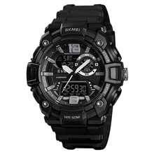 FFYY-Skmei New Outdoor Sports Dual Display Watch Field Train