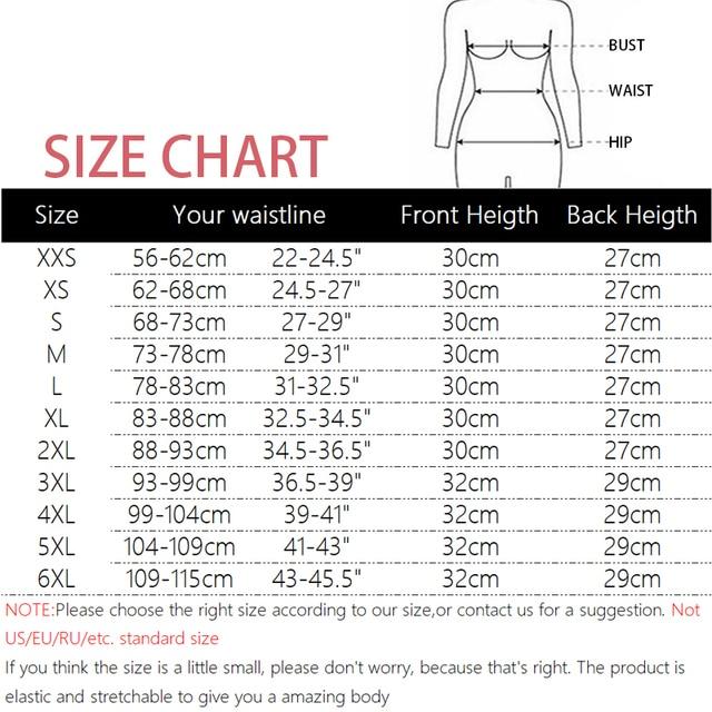النساء اللاتكس مدرب خصر محدد شكل الجسم الكورسيهات مع سستة Cincher مشد أعلى حزام تخسيس أسود للتنحيف ملابس داخلية حجم كبير 2