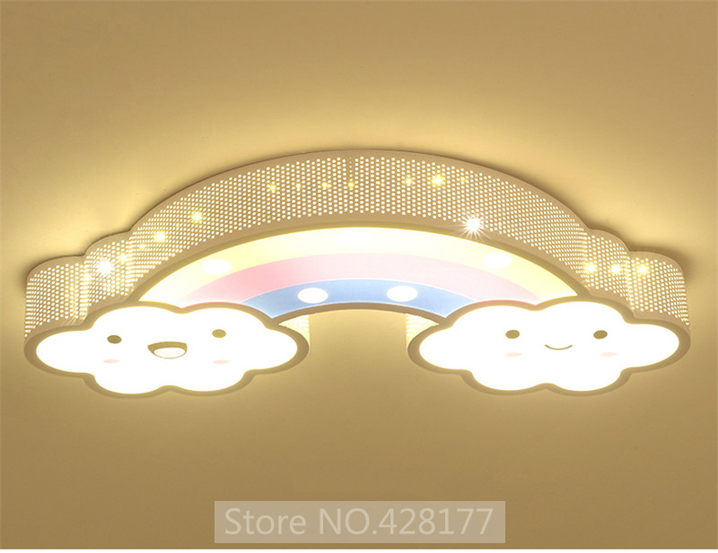 rainbow ceiling light (14)