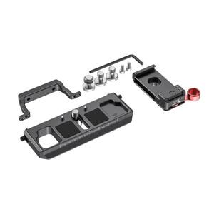 Image 2 - SmallRig DSLR Kamera Quick Release Platte Offset Kit für BMPCC 4K & 6K & Ronin S Kran 2 moza Air 2 Gimbal 2403