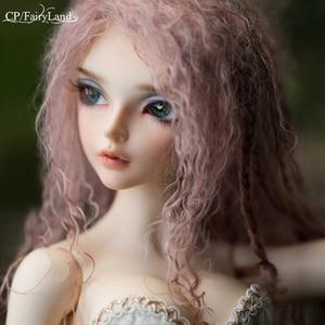 Fairyland Fairyline Ria 1/4 bjd sd Dolls Model Girls Boys Eyes High Quality Toys Shop Resin Minifee(China)
