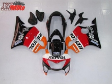 New ABS Fairing Kit For Honda CBR600F F4 1999-2000 Injection Motorcycle plastics 99-00 Gloss Repsol Bodyworks