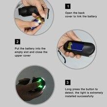 LXAF Handheld Multifunction Pet Dog Repellent LED Ultrasonic Infrared Dog Deterrent Anti Dog Barking Device Bark Training