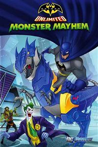 蝙蝠侠无极限:怪兽来袭[HD高清]