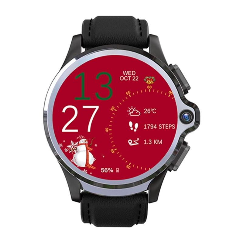 Kospet Prime SE 4G-LTE 1G+16G Watch Phone Dual Cameras Big Battery Capacity GPS+GLONASS+A-GPS SIM bluetooth Music Smart Watch