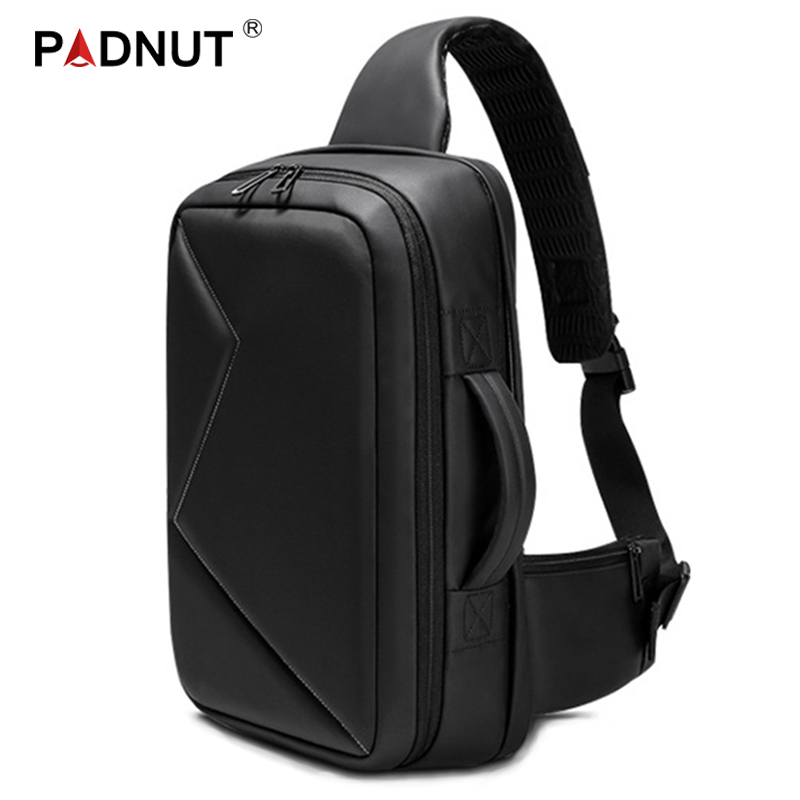 Multifunctional Crossbody Bags For Men Men's Messenger Bag Laptop Ipad Handbag Shoulder Bag Hand Tote Large Travel Waterproof