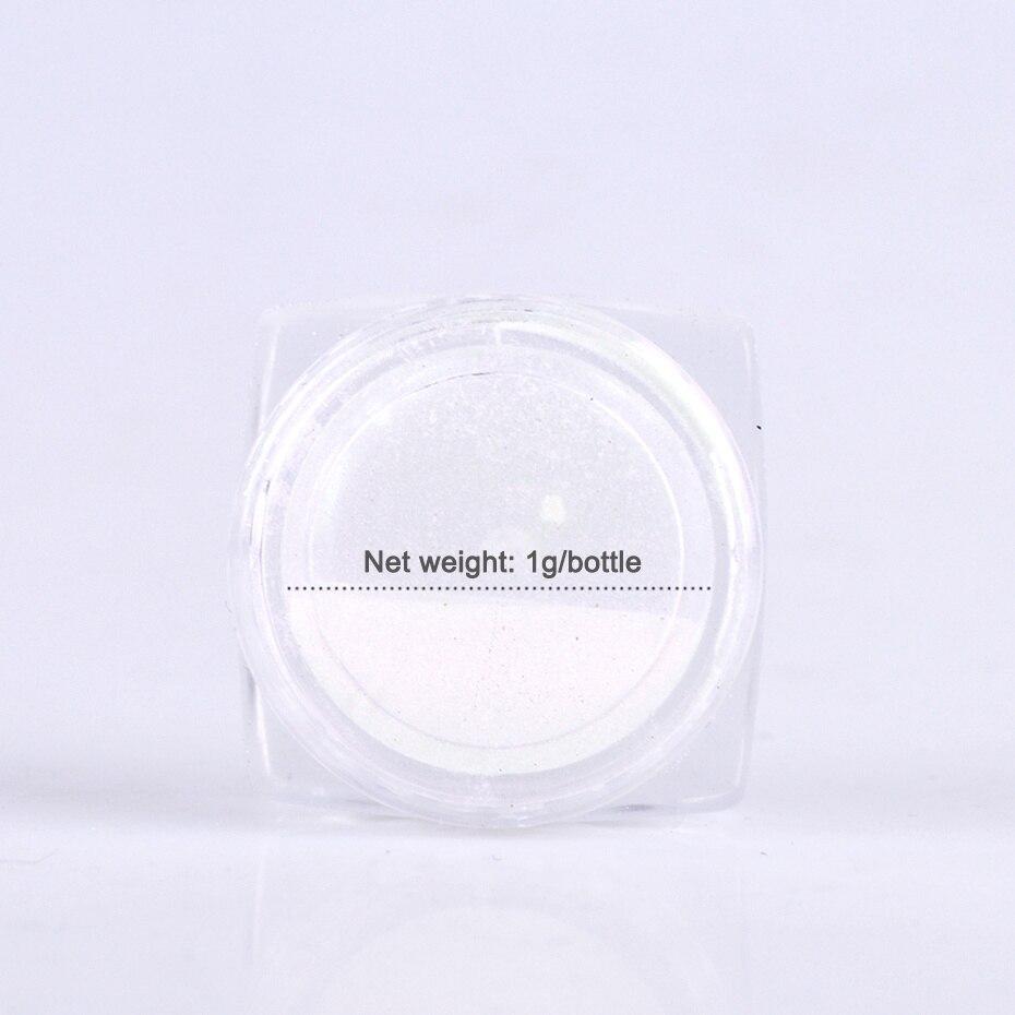 Pearl Nail Powder Pigment dust 8