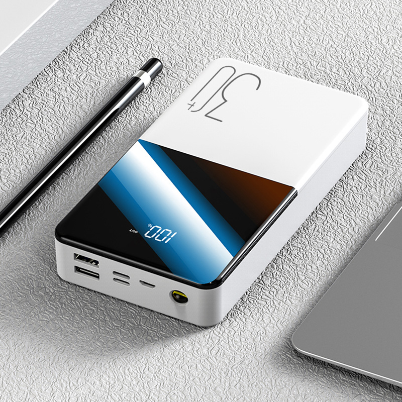 Power Bank 30000mAh USB Micro/Type C Portable Powerbank for iPhone Samsung Xiaomi Huawei Fast Charging External Battery Charger|  - title=