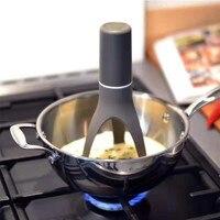 Mezclador triangular automático, herramienta de cocina, batidor de huevos, accesorios para hornear, nuevo producto