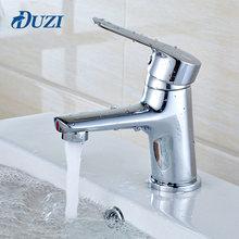 Латунный Смеситель для раковины в ванной комнате смеситель горячей