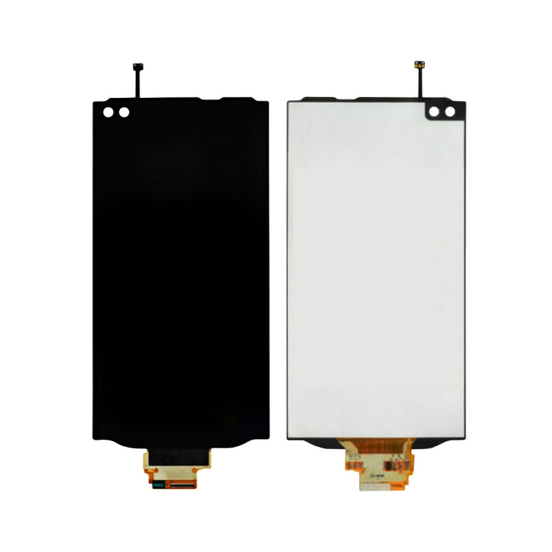 100% Tested high quality For <font><b>LG</b></font> <font><b>V10</b></font> H961 H968 H900 5.7 Inch LCD <font><b>Display</b></font> Touch Screen Digitizer Assembly Black,with/No Frame image