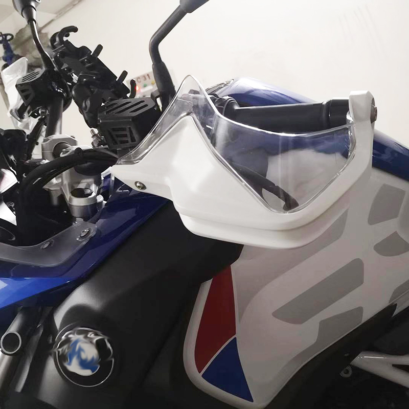 R1250GS Motorcycle Handguard Hand shield Protector Windshield fits For BMW R1250GS LC R 1250 GS ADV Adventure 1250gs 2018 2019(China)