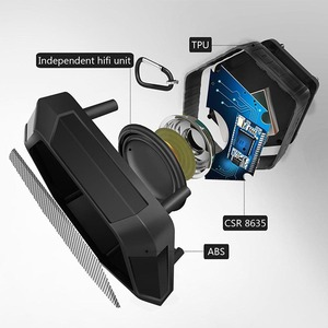 Image 4 - Rechargeable Mini Portable Outdoor Sports Wireless IP67 Waterproof Bluetooth 4.2+EDR Speaker Shower Bicycle Speaker