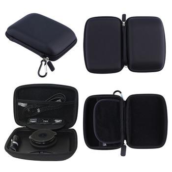PU twardy futerał pokrywa 4 3 #8221 w samochodzie uchwyt samochodowy Nav do TomTom Garmin rozpocząć nawigacji GPS pakiet ochrony pokrywa czarny tanie i dobre opinie Weigav Black Approx 15 x 10 x 4 5cm 76 5g