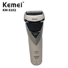 Kemei Mens Professional Rechargeable Electric Shaver High Quality Multi-Function 3W Power Razor Special KM-8102