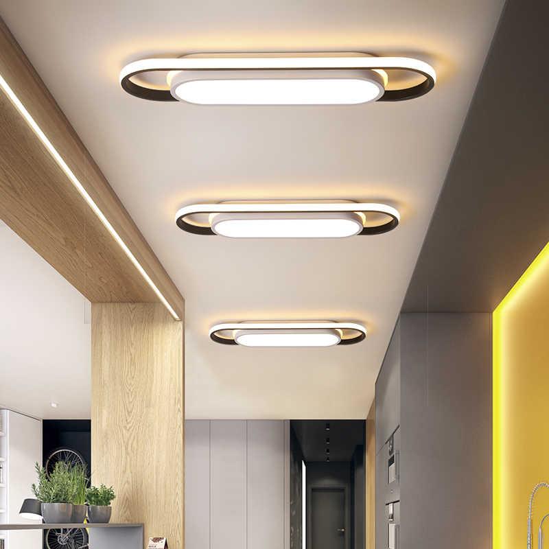 Nowe nowoczesne oświetlenie sufitowe led oświetlenie do