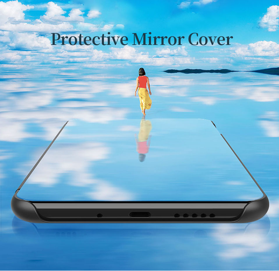Smart Full Cover Case for Leather Smart Full Cover Case for oneplus 8 pro 7 7t 6 6t(1)