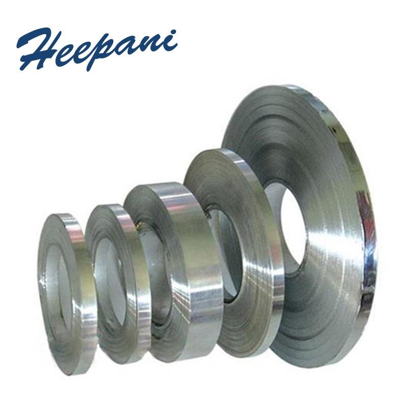 Алюминиевая фольга Al≥ 99.99% с алюминиевыми металлическими полосками 0,02 мм-0,4 мм для научных исследований, бесплатная доставка