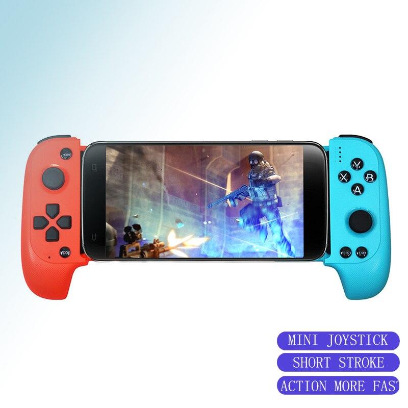 Game-Joy Saitake Wireless Bluetooth Game-Controller Telescopic Joystick For Samsung Xiaomi Lenovo Huawei Realme Android Phone PC