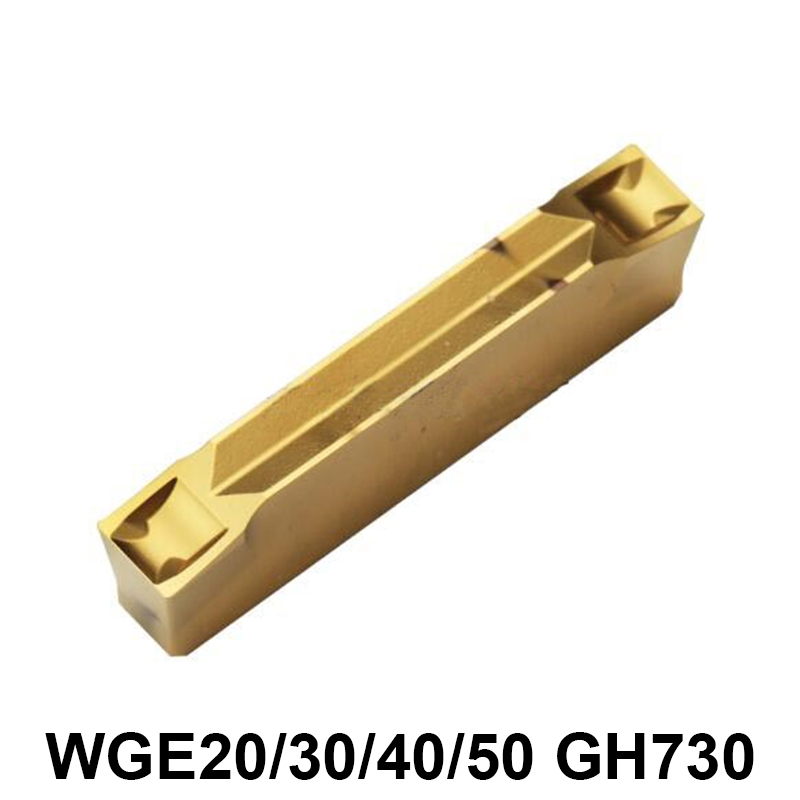 Original Tungaloy WGE20 WGE30 WGE40 WGE50 GH730 WGE 20 30 40 50 Carbide Inserts Lathe Tools Cutter Turning CNC