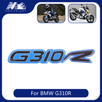 For BMW G310R G 310 R Motorcycle Tank Pad 3D Logo Waterproof Sticker Body Shell Decal Protector Fairing Emblem Badge Accessories image