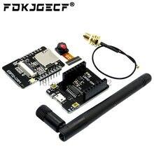 ESP32-CAM-MB ESP-32S wifi módulo serial para wifi placa de desenvolvimento 5v bluetooth com câmera ov2640 apoio foto/antena vídeo