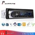 AMPrime автомобильное радио Bluetooth FM Stero радио USB SD AUX аудио плеер Авто Электроника сабвуфер In-Dash 1 DIN Авторадио ISO 12Pin