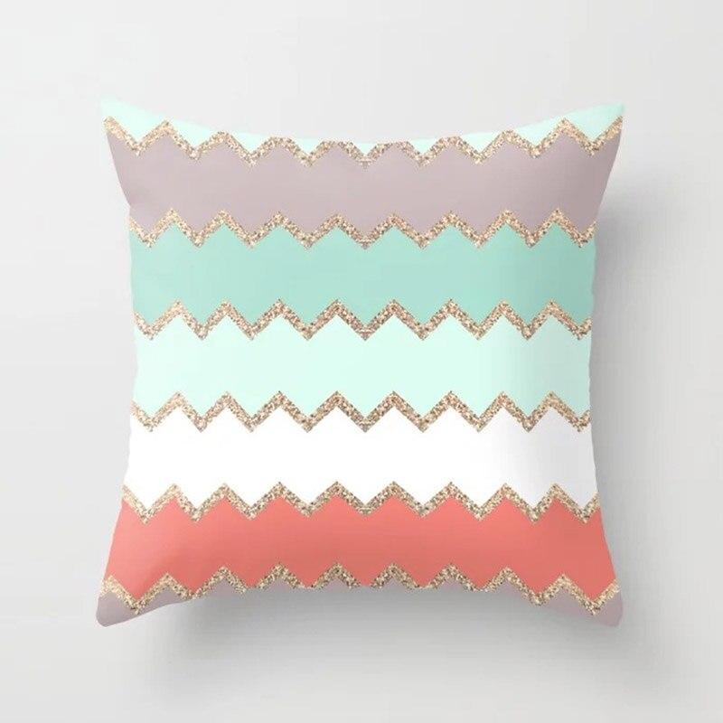 Ha3cb1840aef641809ff70fce7a918160f New 1PC Popular Cushion Case Geometric Tropic Pineapple Nordic Sofa Pink Pillow Decorative