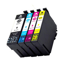 4Pack Compatible Ink Cartridges For Epson 34 XL WorkForce Pro WF-3720DWF WF-3725DWF