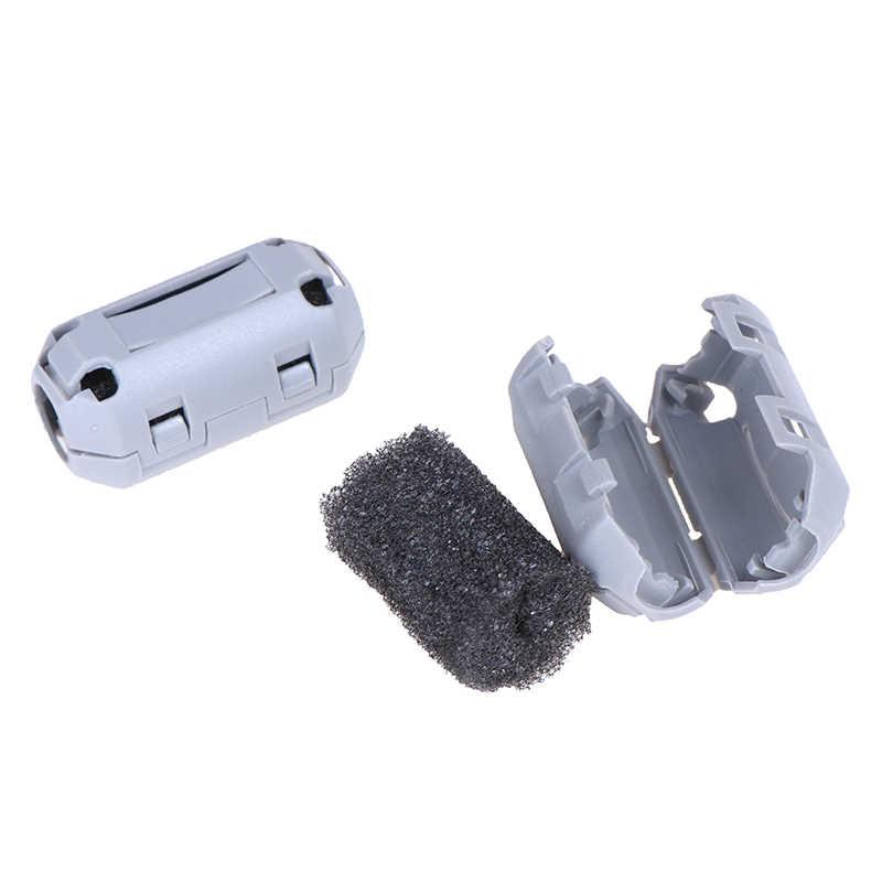 Mini 3D Printer Anti-Static ACC Retak Bagian Tahan Debu Penghapusan Filamen Cleaner Dihapus dari Filter Blok Rambut Grosir