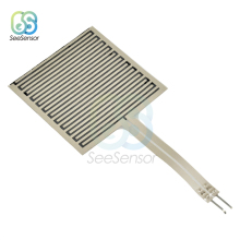 Thin Film Pressure Sensor FSR406 Force Sensor Force Sensitive Resistor 100g-10kg weighing sensor s type sensor micro force pulling force and pressure sensor jlbs