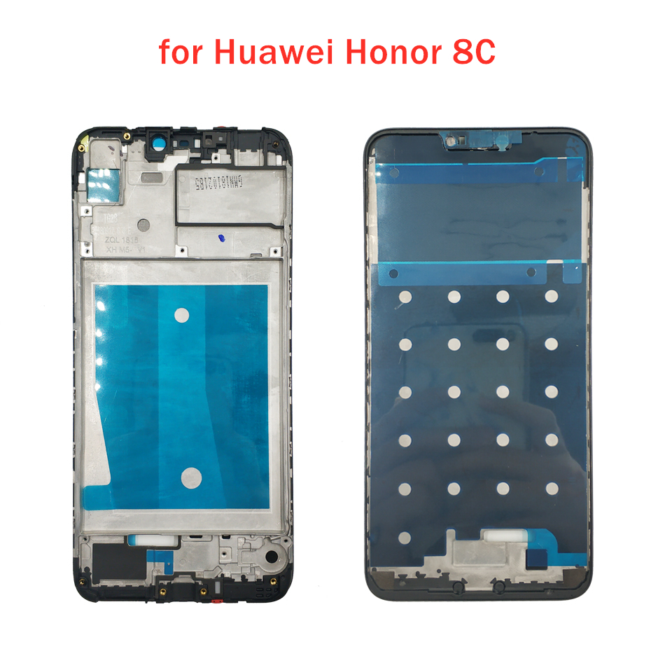 Supporting-Plate Repair-Parts Housing-Frame Bezel Honor Huawei for LCD Faceplate 8C