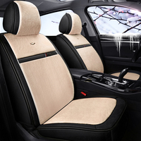 Car Seat Cover Car Seat Cushion for Peugeot 308 309 408 508 4007 4008 508 SW Partner Tepee Auto Car Covers Accessories
