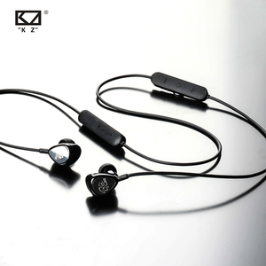 Image 4 - سماعات الأذن المزودة بتقنية البلوتوث + DD في AK KZ BTE سماعة أذن هجينة مزودة بجهير هاي فاي وخاصية إلغاء الضوضاء مع ميكروفون APTX Mic ZS5 ZS6 AS10 ZST