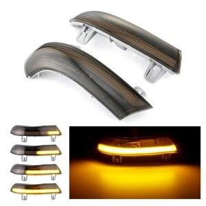 Image 2 - Dynamic Blinker LED Turn Signal Light Side Mirror Indicator For VW Passat B6 GOLF 5 Jetta MK5 Passat B5.5 GTI V Sharan Superb
