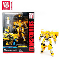 Transformers Studio Series Bumblebee Jazz Ksi Sentry Dropkick Raider PVC Studio Series Collection Action Figure Gifts for Boys