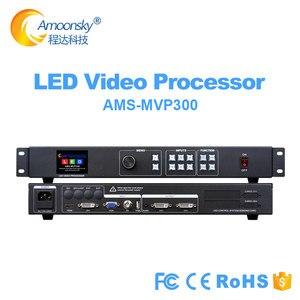 Image 1 - MVP300 入力dvi hdmi vga av usb led表示ビデオプロセッサ比較vdwall lvp100 表示led屋外屋内ビデオ壁