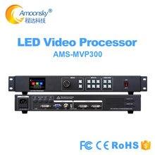MVP300 pantalla LED para exterior, entrada DVI, HDMI, VGA, AV, USB, procesador de vídeo, comparar vdwall, lvp100, para pantalla led, pared de vídeo interior