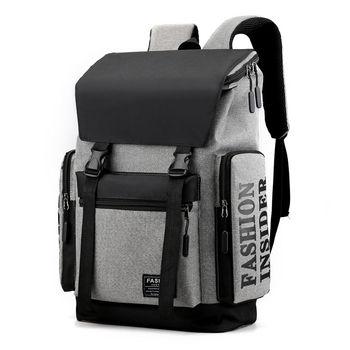 2020 New Arrival Korean High School Backpack Men Waterproof Large Capacity Travel Bag Teenagers Bags Women