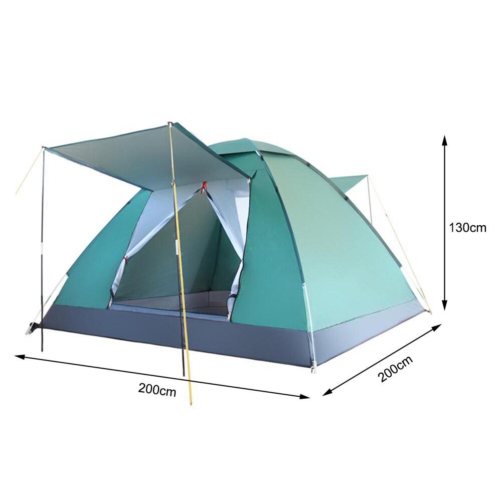 4 pessoa ao ar livre tendas automaticas 01