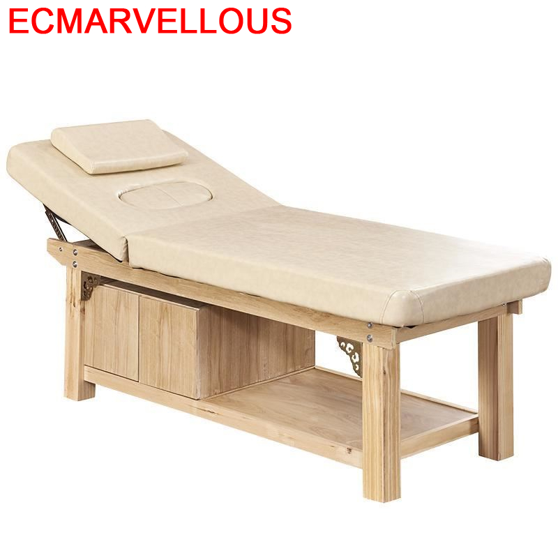 Pieghevole Cadeira De Massagem Beauty Pedicure Foldable Plegable Mueble Cama Masaje Tattoo Salon Chair Table Folding Massage Bed