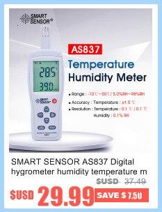 digital higrômetro testador de umidade para papel