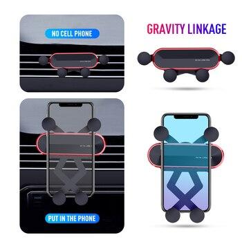 GETIHU Gravity Car Phone Holder 8