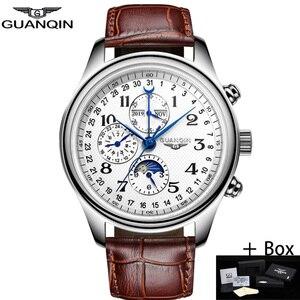 GUANQIN Men Mechanical Watches