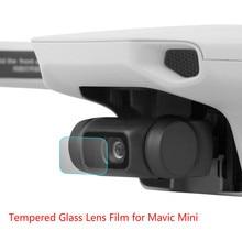 Защитная пленка для объектива камеры DJI Mavic Mini 9H защитная пленка из закаленного стекла с защитой от царапин для Mavic Mini АКСЕССУАРЫ