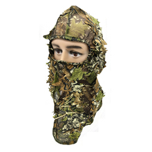 Military Tactical Camouflage Scarf Outdoor Hunting Fishing 3d Mask Facial Full Face Jungle Muffler Camping Men Cap Hat