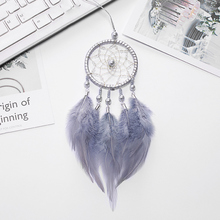 Decorative Dream Catcher Wall Hanging Colorful  Dreamcatcher Pendant Creative Car kids Room Home Wind Chimes Decorations