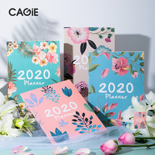 2020 Models No Years of Self-filled Calendar Planners Weekly Weekly Plan Notebook Agenda Organizer Diary A4 Student stationery