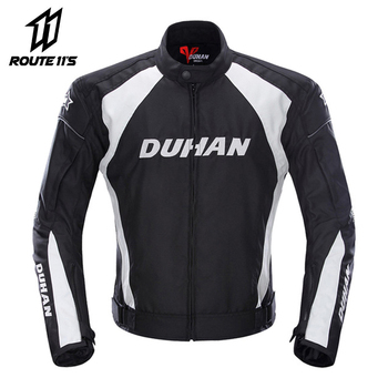 DUHAN Motorcycle Jackets Motocross Off-Road Racing Jacket Motorcycle Protection Moto Jacket Motorbike Windproof Protective Gear duhan motorcycle jackets motocross off road racing jacket motorcycle protection moto jacket motorbike windproof protective gear